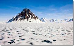 Hornsund at Spitsbergen, Norway