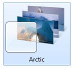 arcticwindows7theme