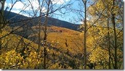 Aspen Vista trail view