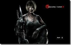 Anya - Gears of War 3