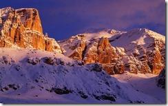 Gruppo del Sella, Trento, Belluno, Bolzano (Sella Group Mountains)