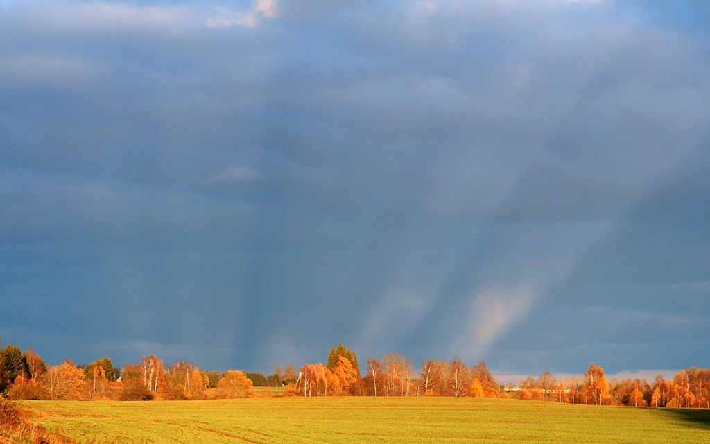 Latvian Landscapes Windows 7 Theme | WindowsObserver.com