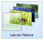latviannaturewindows7theme