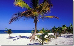 Playa Akumal, Yucatán