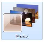 mexicowindows7theme