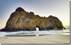 Pfeiffer Beach, Big Sur, California, U.S.