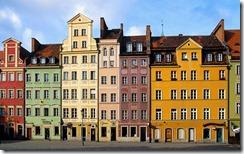 Rynek na Starym Mieście we  Wrocławiu (Main Market Square in Old Town Wroclaw)