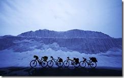七股鹽山 (Qigu Salt Mountain)