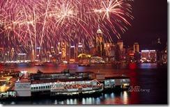 香港除夕夜(New Year Eve in HongKong)