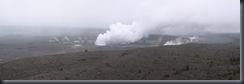 Kilauea Caldera Panorama