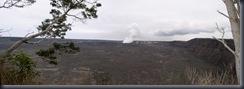 Kilauea Crater Panorama 1