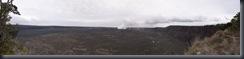 Kilauea Crater Panorama 3