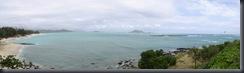 Lanikai Beach Panoramic 3
