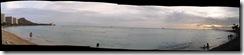 Diamon Head to Sunset Panorama