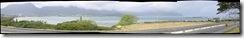 Kaneohe Bay Panorama Tight