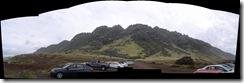 Waianae Mountains Panoramic