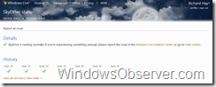 windowslivestatusnoissuespage