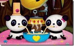 pandaseatingnoodlesdesktopbackground