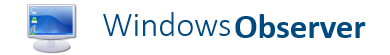 WindowsObserver.