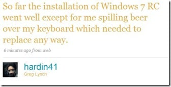 Windows 7 Release Candidate: I think I like it!