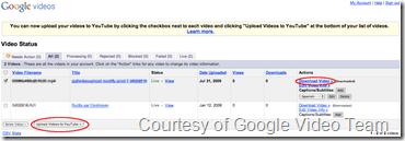 googlevideoyoutubeuploadshot