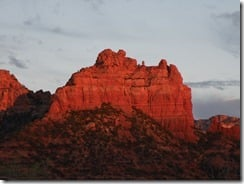 Windows 7 Theme: Sedona Sunset