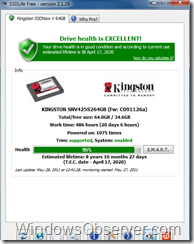 Check The Health of Your Solid State Drives