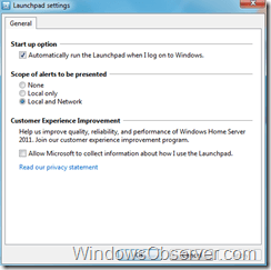 Windows Home Server 2011 Will Protect Your Data