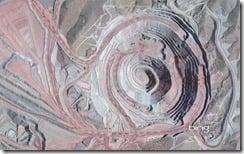 Safford Mine north of Safford, Arizona