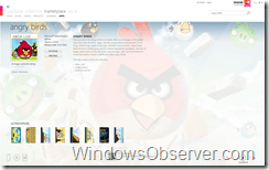 Angry Birds Finally Makes It To Windows Phone 7