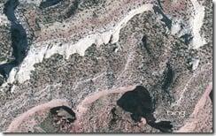 Rock Formation south of Ruby, Colorado