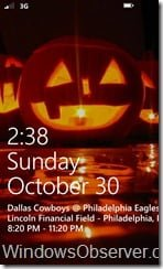 Halloween Wallpapers for Your Windows Phone 7