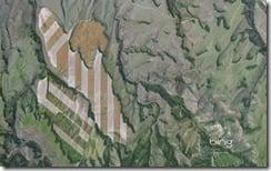 Farm Fields East of Basalt, Idaho