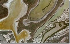 Arroyo Colorado Cutoff Northeast of Harlingen, Texas