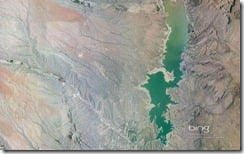 Elephant Butte Reservoir North of Truth or Consequences, New Mexico