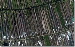 Farm Rows East of Hazerswoude-Dorp, Netherlands
