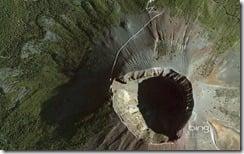 Mt. Vesuvius East of Naples, Italy