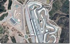 Aut�dromo Internacional do Algarve Northeast of Pereira, Portugal