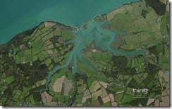 Clamerkin Lake Northwest of Newport, England