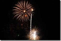 Theme: Beach Blast Off 2012 Fireworks