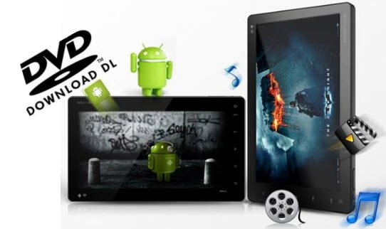 Put DVD's On Android and iOS Devices