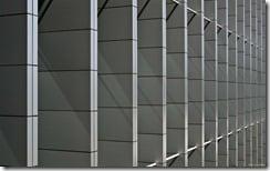 Facia of the Convention Centre, Adelaide, South Australia