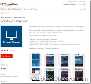 windowsobserverappscreenshotmarketplace
