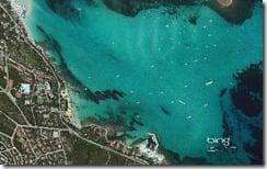 Turquoise Paradise Near La Pelosa, Sardinia, IT