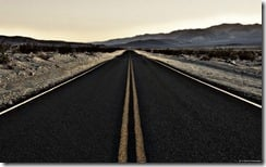 End of the Road, southern end of Death Valley National Park, California, U.S.