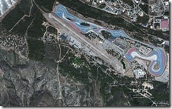 Paul Ricard Circuit  near Marseille, France