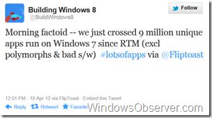 buildingwindows8tweetappruns
