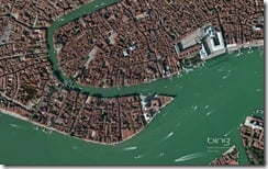 Guidecca and Grand Canals, Venice, Italy
