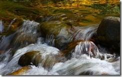 South Toe River near Black Mountain Campground, North Carolina, U.S.