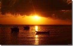 Sunrise at Kanyakumari, Tamil Nadu, India